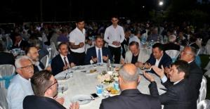 Köktaş'ın geleneksel iftar programı