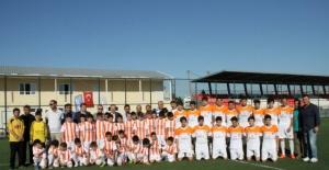 Bafra Mevlanaspor Futbol Yaz Okulu Start Aldı