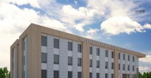 Bafra, İşletme Fakültesi binasına kavuşuyor.