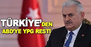 Türkiye'den ABD'ye...