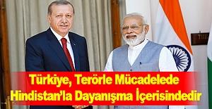 Türkiye, Terörle Mücadelede...