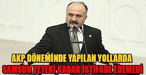 Erhan Usta, AKP döneminde...
