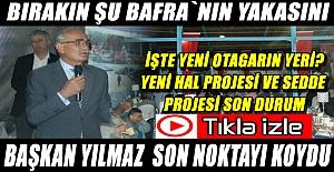 Tosuner Sordu Büyük Başkan Yılmaz...