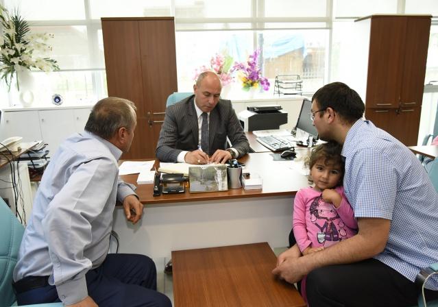 Tekkeköy'de halk günlerine yoğun ilgi