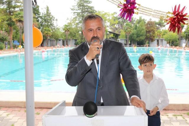 Bafra`da 80 çocuk erkekliğe adım attı