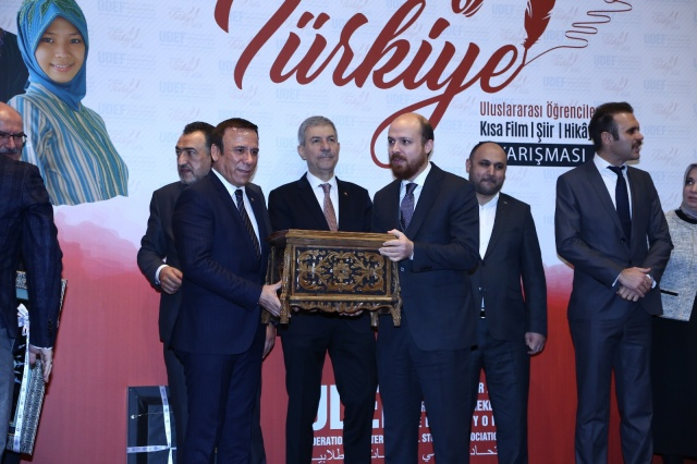 Bilal Erdoğan Samsun`da