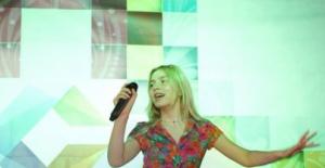 Aleyna Tilki Bafra'da Konser Verdi