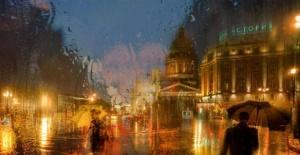 Yağmurlu Hava Resimleri