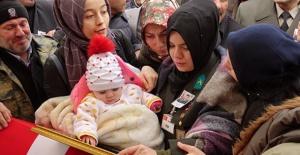 şehit Astsubay Şahin Samsun'da toprağa verildi