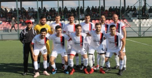 Bafra Hacınabispor Telekom maçından Kareler