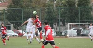 Bafra Spor 19 mayıs Belediyespor maçından kareler.