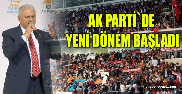 AK Partide Yeni Dönem Başladı