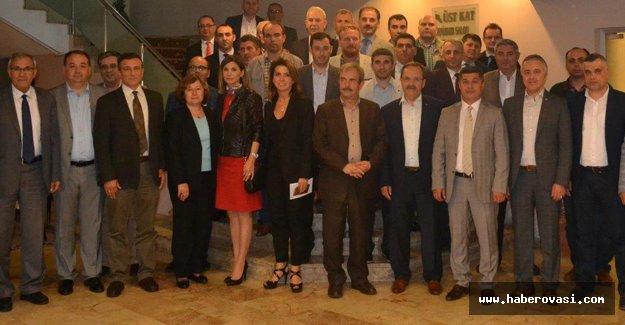 OMÜ'de Bafra Sevdalıları Toplantısı
