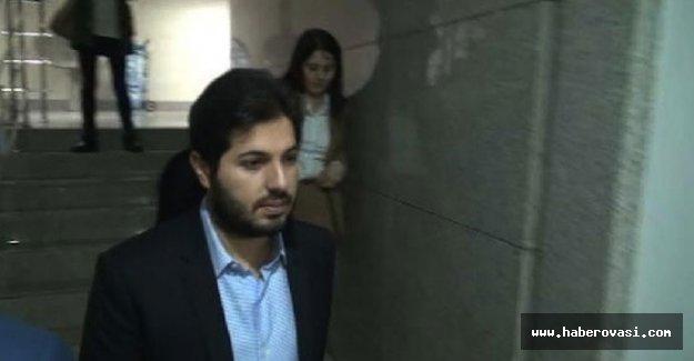Zarrab'ın kefalet talebine mahkemeden cevap geldi
