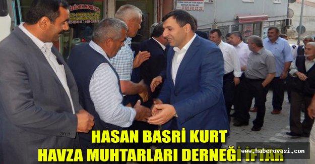 HASAN BASRİ KURT HAVZA MUHTARLARI DERNEĞİ İFTAR