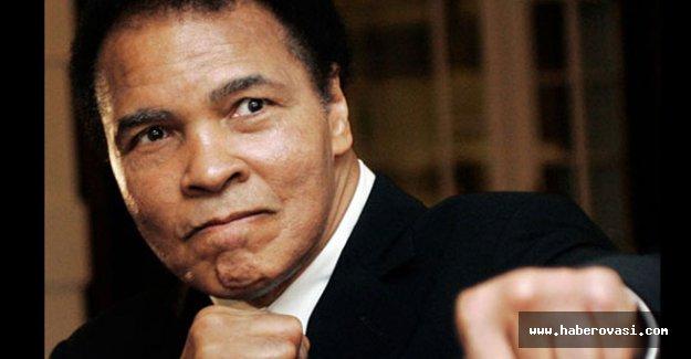 Muhammed Ali için 360 derece yayın