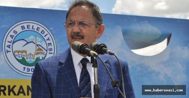'Teröre karışan belediye başkanlarını görevden alacak kanun hazır'