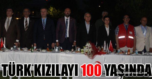 TÜRK KIZILAYI 100 YAŞINDA