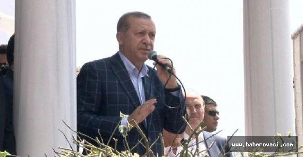 Cumhurbaşkanı Erdoğan: Büyük ihtimal DAİŞ olduğu..