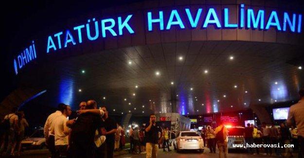 İstanbul'daki terör saldırısında ölü sayısı 45'e yükseldi