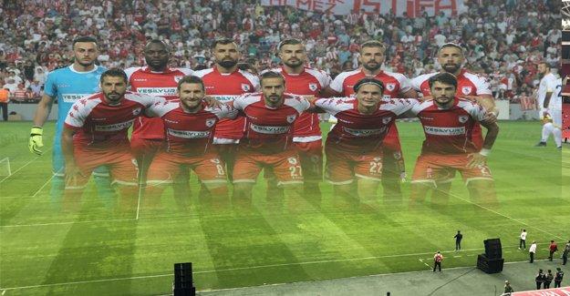Samsun Spor Yeni Stadyumuna Kavuştu
