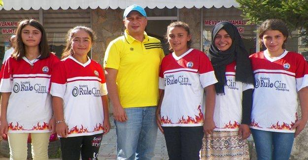 Bafra`dan Türk Milli takımına 4.Sporcu