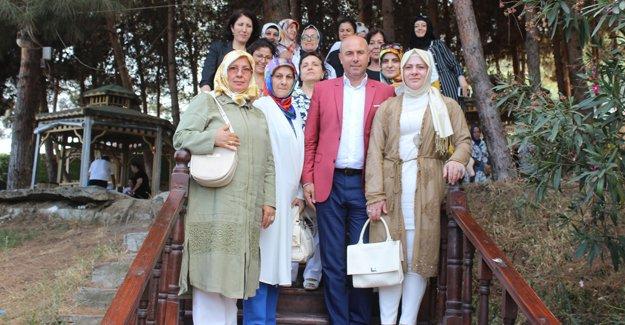 Başkan Togar, Bayan Meclis üyelerini ağırladı