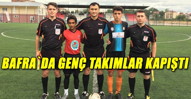 Mevlanaspor 6-1Bafra Kızılırmak Spor