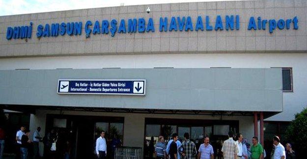 Samsun Çarşamba Havalimanı 3 ay kapalı