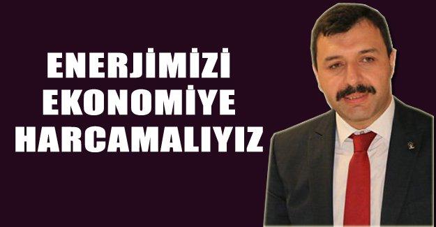Vekil Bari KURT Samsun Büyüyor.