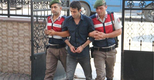 Cezaevinden kaçan tutuklu yakalandı