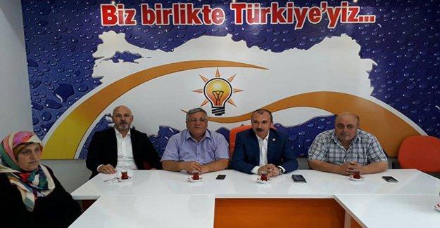 Türk Yargısı Gücünü Milletimiz Almaktadır