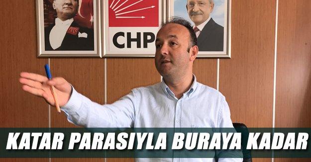 Samsun CHP İl Başkanı Av.Tufan Akcagöz`den Açıklama