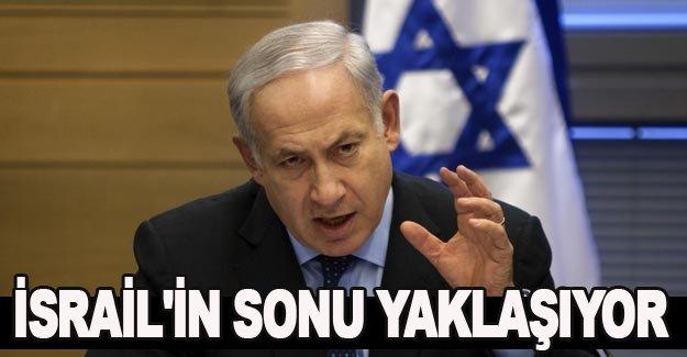 İsrail'in sonu geldi