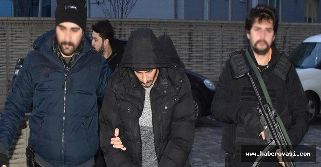 DEAŞ şüphelisi 10 zanlı yakalandı