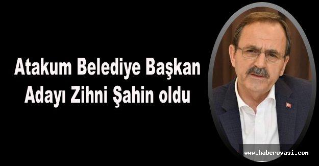 Atakum'un Başkan adayı Zihni Şahin