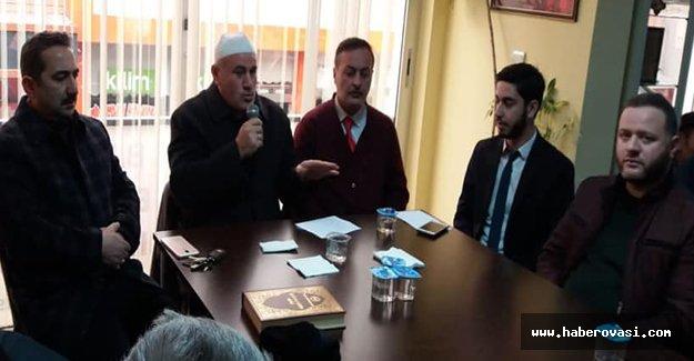 Bafra'da Şehit ve Gaziler için Mevlit okutuldu