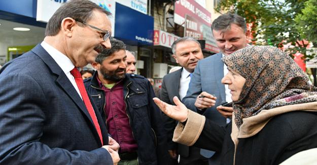 Başkan Zihni Şahin'den Atakum için