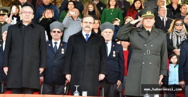 Başkan Zihni Şahin Yemin Töreni'nde