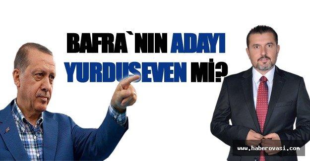 Erdoğan, İlçe Başkanlarını aday yapıyoruz