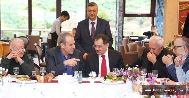 Mustafa Demir'den STK temsilcilerine çağrı