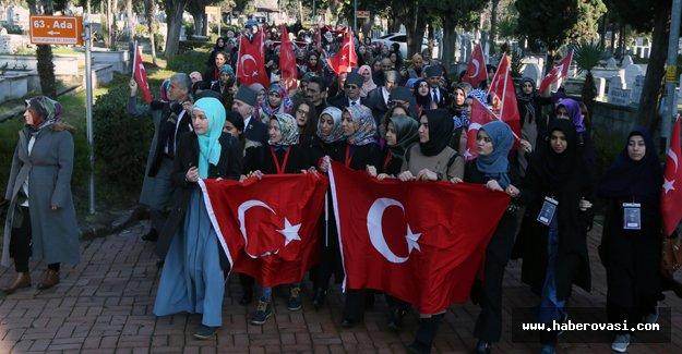 Samsun'da 4. KYK Tematik Kış Kampları