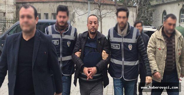Samsun'da Cinayetten 1 kişi tutuklandı