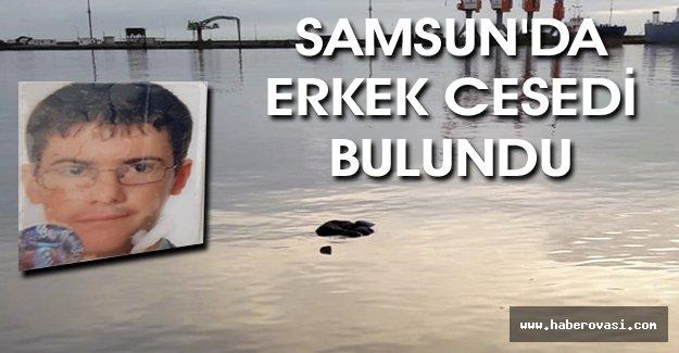 Samsun'da erkek cesedi bulundu