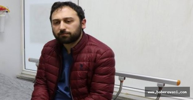 Samsun'da Doktora darp hakarete gözaltı
