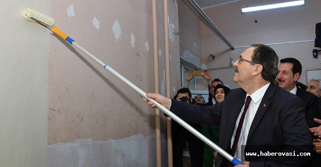 Samsun'da eğitime Kamu Hizmeti desteği