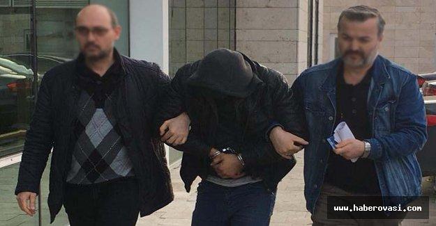 Samsun'da tehditle para alma iddiası gözaltı