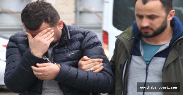 Samsun'da Uyuşturucu operasyonu 2 gözaltı