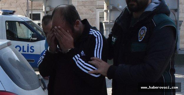 Samsun'da Uyuşturucudan 2 kişi tutuklandı