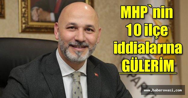 Samsun`da 'Cumhur İttifakı' kavgası